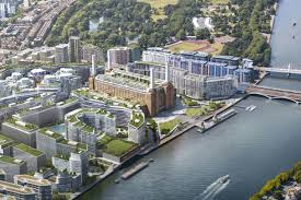 apple head office london. Apple To Create Stunning New London HQ At Battersea Power Station | Evening Standard Head Office P