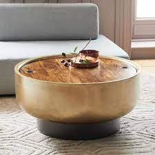 drum storage coffee table cre8 nyc
