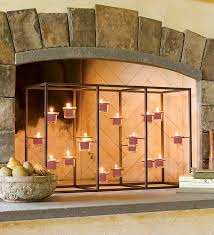 depending on what you actually want you can choose the perfect fireplace candle holder for you diffe candle holders and arrange them in such a