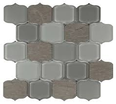 lantern mosaic tile arabesque lantern mosaic tile gray for bathroom lantern glass mosaic tile theodore blue