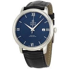 omega de ville prestige stainless steel mens watch 424 13 40 20 03 001 zoom omega omega de ville prestige stainless steel mens watch