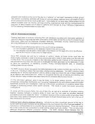 Recommendation Report Calendar Methamphetamine 2012 Year TUqvvB