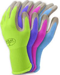 garden gloves. ATLAS NITRILE GARDEN GLOVES - Item #C30 Garden Gloves