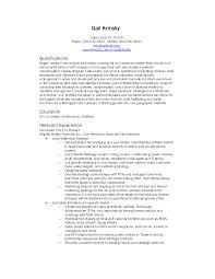 Bunch Ideas Of Hr Manager Resume With Additional Workers
