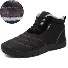 keesky mens winter boots waterproof