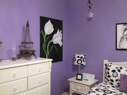 Purple Paint For Bedrooms Light Purple Wall Colour