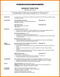 Resume Layout Forbes Resume For Study