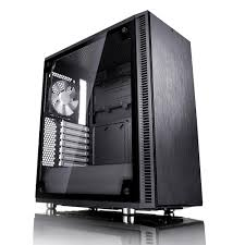 Fractal Design Define R7 Fractal Design Define C Black Tempered Glass Window Atx Mid