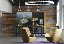office coffee bar. Office Coffee Bar Building In Park Has Open And Large Spaces That Enhance The Work Experience . U