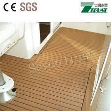 marine pvc flooring synthetic teak boat yacht decking