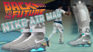 nike air mags. 2k shoe vault: nike air mag debut in nba 2k17 mags