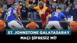 St. Johnstone Galatasaray maçı şifresiz mi? Galatasaray'ın maçı hangi  kanalda? - Haberler - Diriliş Postası
