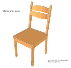 Kitchen Chair Mainpng