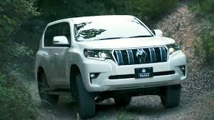 2018 Toyota Land Cruiser Prado - YouTube
