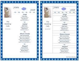 microsoft templates doliquid pics photos wedding menu template microsoft word templates 7qttgxfk