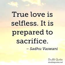 Quotes About Sacrifice Cool Sacrifice For Love Quotes Dollarwiseanimalclinics Quotes Inspiration