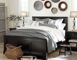 pottery barn master bedroom decor. Bedroom Furniture Pottery Barn Pick Sch Quilt Sham Branford Bed Bedside Table Pb On Master Decor M