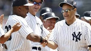 Roster Of Yankees Greats Set For Old Timers Day Mlb Com