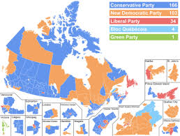 2011 Canadian Federal Election Wikipedia