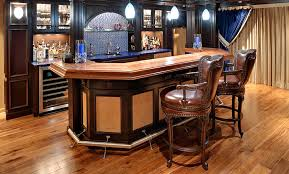 View more photos of this Walnut Bar Top