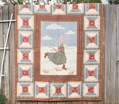 50+ WAYS TO USE LITTLE HOUSE ON THE PRAIRIE® FABRICS & Prairie Life Quilt Pattern - Little House on the Prairie Quilt Adamdwight.com