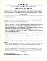 Executive Level Resume Templates Resume Format Of Accounts Executive New Ats Friendly Resume Template 11