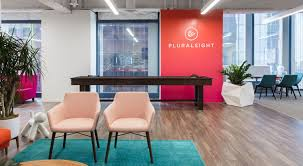 inspiring office spaces. Spaces We Love: Pluralsight\u0027s Colorfully Inspiring Office