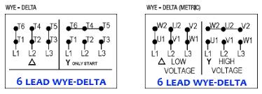 6 lead motor wiring diagram wiring diagrams best 6 lead motor wiring diagram