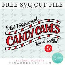 The largest data of free vector icons. Old Fashioned Candy Canes Svg Cut File Gina C Creates