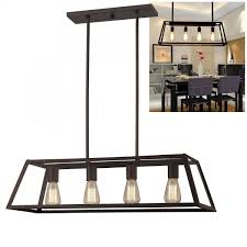 canarm ich480a04orb30 flynn 4 light chandelier oil rubbed bronze