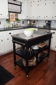 kitchen island cart with stools. Fine Island Kitchen Island Countertop Work Table Movable Cart  With Stools And