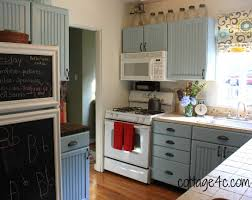 Fabulous Blue Painted Kitchen Cabinets Painted Kitchen Cabinets