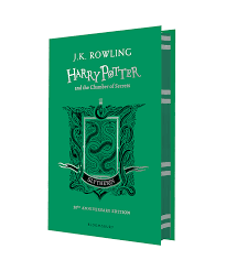 a of harry potter and the chamber of secrets slytherin edition