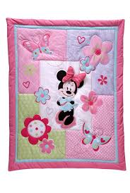 Minnie Mouse Bedroom Accessories Disney Baby Minnie Mouse 4pc Crib Set No Bumper Baby Baby