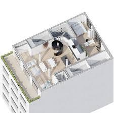 Loft Design Floor Plan Ultra Luxury Loft Floor Plan Interior Design Ideas
