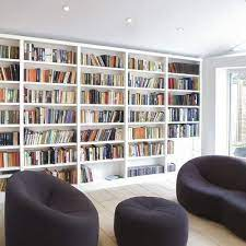 built in bookcases fitted bookcases