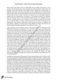 Henry lawson essay