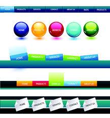 Web Navigation Button To Search Box 6035 Free Eps Download