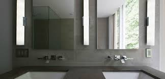 contemporary wall sconces bathroom. perfect contemporary contemporary master bathroom with restoration hardware  pierce sconce  stone tile wall sconce in sconces