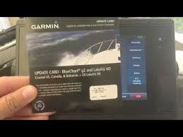 Garmin Bluechart G2 Lakevu Preloaded Update Installation