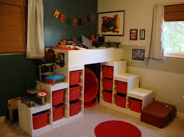 Ikea Toy Organizer Childs Loft Bed Ikea Hackers Ikea Hackers