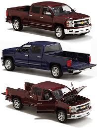Chevy Silverado Toy Truck | 1:24 Scale Diecast Trucks-ChevyMall