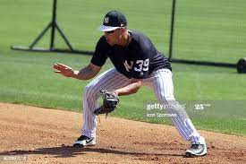Tyler Wade fields ground balls during the New York Yankees spring... News  Photo - Getty Images