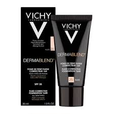 vichy dermablend 3d correction review frost magazine