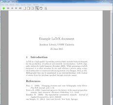 Latex Citations Referencing Resource Guides At Unsw Canberra