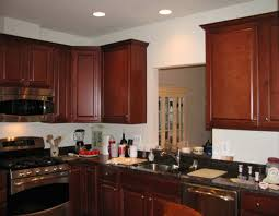 Luxurious Kitchen Paint Colors With Brown Cabinets With 12 Of
