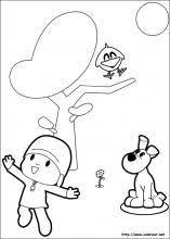 Small Picture Dibujos de Pocoy para colorear en Colorearnet Dibujos para