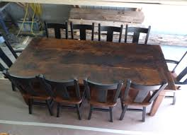 7 foot dining room tables