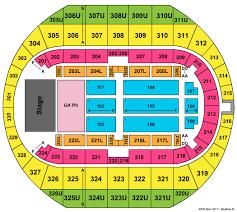 Von Braun Center Arena Seating Chart Cheap Von Braun Center Arena Tickets