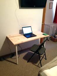 wall mounted collapsible desk folding home to build fold down table bills photo exceptional am
